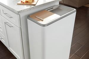 美國家電製造商惠而浦推出「智慧廚餘再生機 ZERA」
