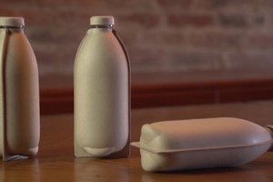 留給下一代「愛」,而非「唉」——可在自家花園 100% 堆肥分解的環保紙水壺 Paper Water Bottle
