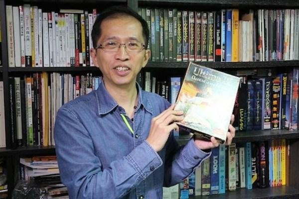 台灣最瘋狂的大叔回來了!懷舊遊戲雜誌夢,一同找回玩遊戲的初衷