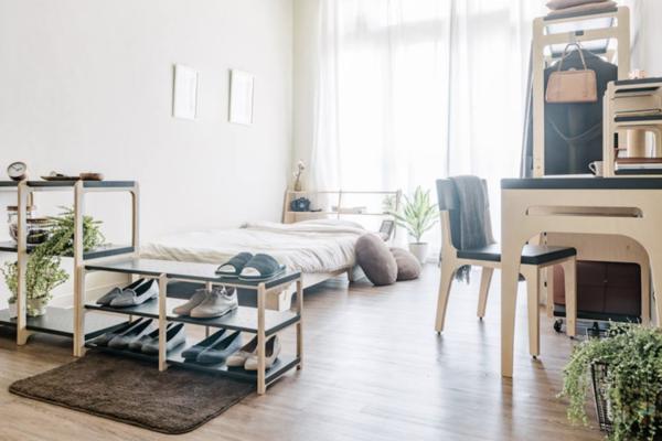 """3 位女子打造的台灣 IKEA「走走家具」,讓你用一趟小客車就能""""把家帶著走"""""""
