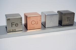 看到什麼是什麼,讓化學迷一眼心醉的元素方塊!