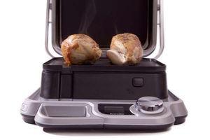 智慧恆溫烤盤 Cinder Grill,用精準控溫打造米其林等級牛排