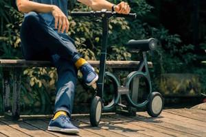 智慧電動單車  Smacircle S1, 5 步驟將速度與便利折進背包
