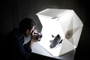 在家也能拍出高質感商品照!Foldio 3 攜帶式攝影棚好評登場