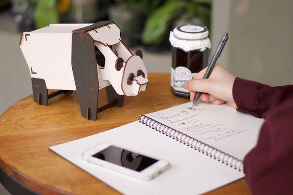 從摩艾石像到野生動物,玩轉童趣的 DIY 立體拼圖音響:專訪小山坡團隊