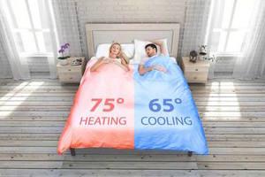 會自動鋪床還能加熱降溫的「智慧控溫棉被 SMARTDUVET BREEZE」