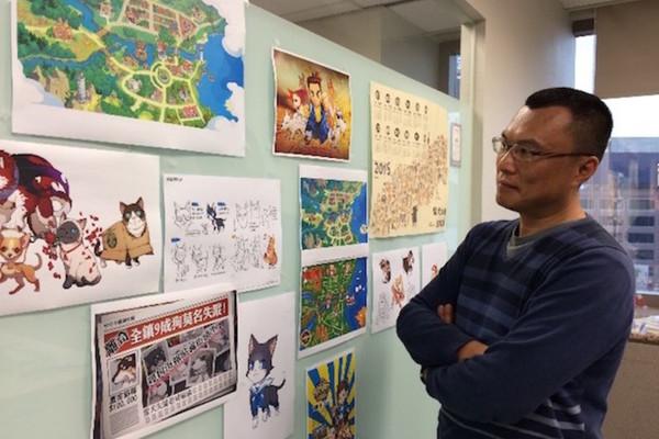 專訪《阿貓阿狗》一代製作人郭炳宏,跟著懷舊畫冊一同回到充滿回憶的木桶鎮