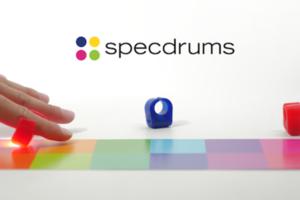 音樂戒指 Specdrums,讓五顏六色都能被「聽」見