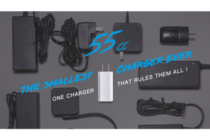 聰明懶鬼這顆就夠!節省 35% 充電時間,Innergie 55cc 手機筆電皆可用