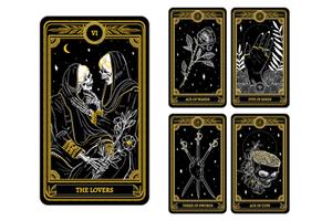 腐朽、死亡與希望,The Marigold Tarot 顛覆你對塔羅牌的想像