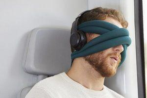 鴕鳥枕後最新力作!上一秒為你遮光,下一秒把你變型男的兩用眼罩 LOOP