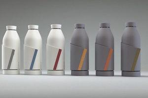水壺從包裡的工具變「綁掛」在包上的時尚配件!上下雙開口的 Closca Bottle,茶咖啡奶瓶都可以