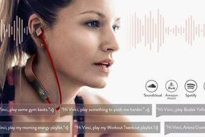 跑步不怕掉耳機!符合人體工學、可透過語音與手勢控制的 Vinci 2.0 智慧耳機