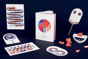 好看好玩又簡單!來自法國的 Papier Machine Vol.0 紙電路遊戲書