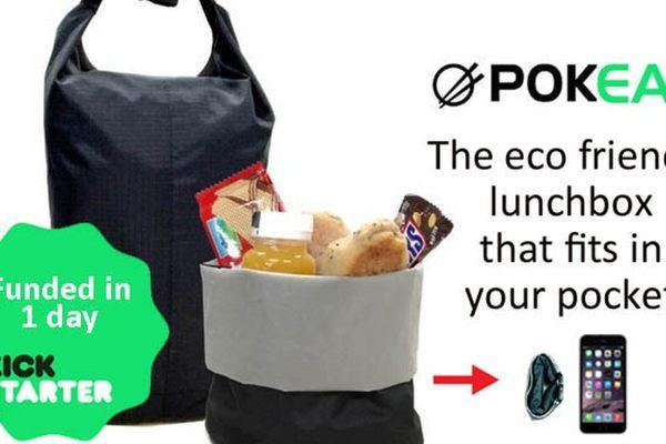 台灣原創被抄走?跟 Pockeat 超像的食物袋集資已達標