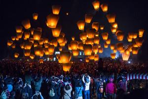 別讓你的祝福成為奪命束縛!放天燈可以更環保,群眾集資實現天燈進化論