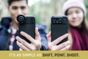 IPHONE 手機鏡頭最強外掛配件— SHIFTCAM 2.0 六合一雙鏡頭組合手機殼