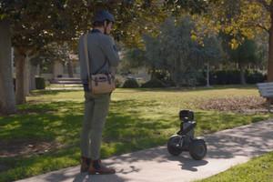 不只是代步工具,更是分享生活的好夥伴—— Loomo 擁有無限成長空間的機器人