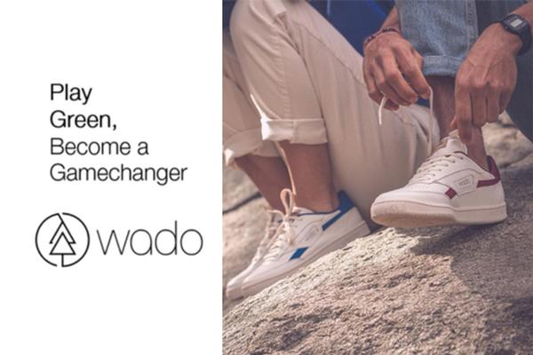 把我們的地球贏回來!你贊助一雙鞋,Wado 就替你種下兩棵樹