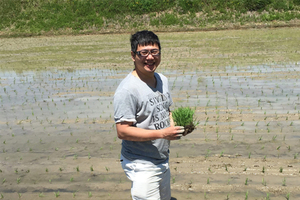 集資釀出連結日本與台灣的清酒:專訪釀酒藏人陳韋仁