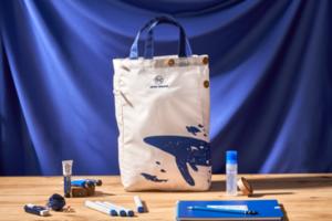 這個袋子不一樣,實踐對人與環境更友善的選擇: FNG寶特袋, 100 %回收寶特瓶製作