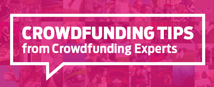 Crowdfunding experts  1