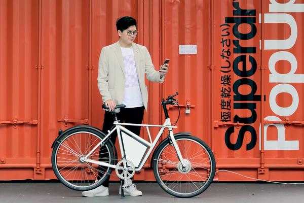 踏板上的飛行,成為穿梭城市中的一道風景:專訪 Sliders 創辦人 Paul 徐浩庭