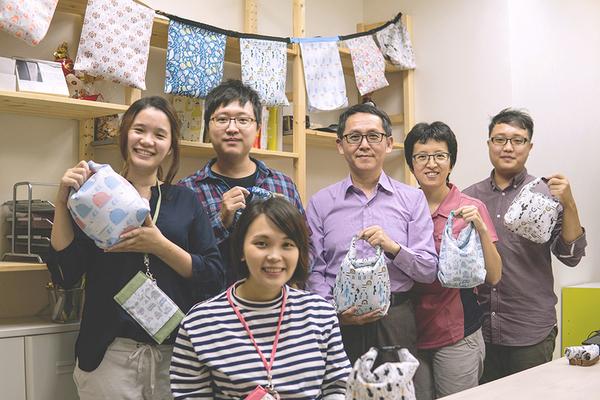 我們的敵人是塑膠:專訪 OFoodin 好食袋提案團隊