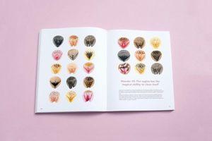 沒有「完美」性器官!荷蘭性教材集資,用 500 張插圖破除迷思