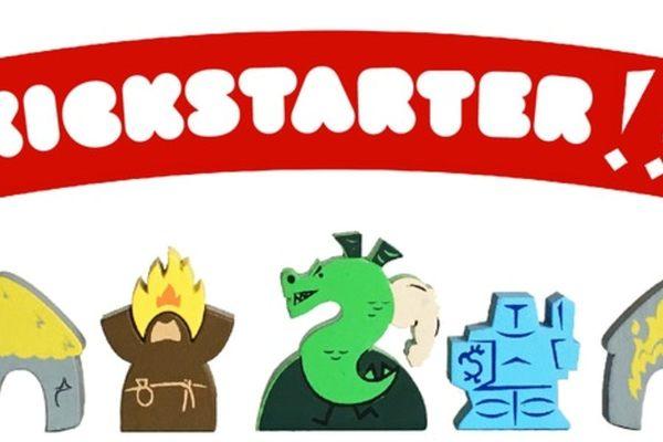 突破 2 億美金!2018 年是 Kickstarter 創站以來,遊戲集資最旺的一年