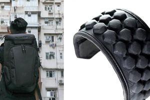 讓身體更舒服!繼「反重力背帶」後,BURON 推出 Xero Backpack 懸浮減壓背包
