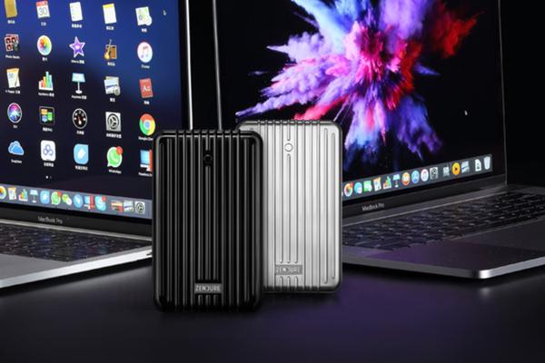 筆電、Switch 皆可充!SuperTank 行動電源容量 27,000 mAh,拯救你的沒電焦慮