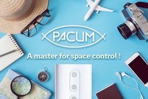 史上最殺的旅行收納神器!Pacum 讓你出國行李箱帶一個抵兩個