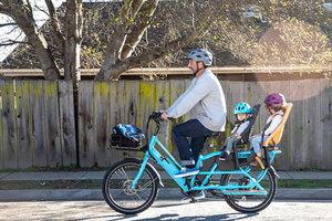 雙電池設計、負重更可高達 90 公斤的 Packa 電動腳踏車