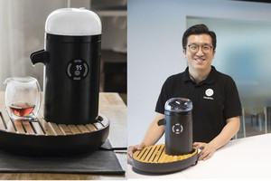 拿回台灣詮釋茶葉的話語權!專訪全球首台智慧泡茶機 TEAMOSA 劉信宏執行長