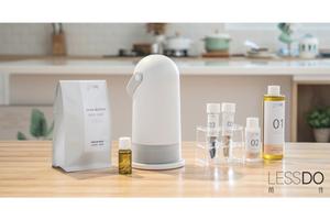 自己在家做肥皂!台灣團隊首創「LESSDO 自皂機」,調配打皂只要 10 分鐘