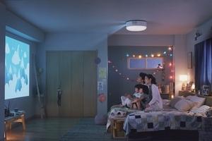 上線 10 分鐘即破百萬台幣!從日本紅到台灣的 popIn Aladdin 投影吸頂燈