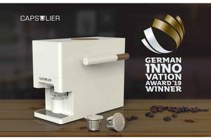 專屬風味在家做!Capsulier Lite 咖啡膠囊製作機,重複使用更環保