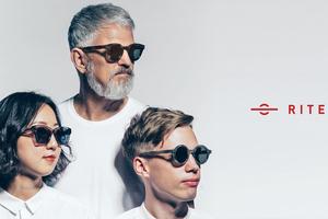將書法筆觸融入日本工藝設計,RITE eyewear 打造太陽眼鏡新時尚
