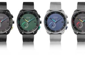 手機叫車、手錶看幾分到!日鐘錶大廠 CITIZEN 推智慧手錶 Eco-Drive Riiiver 集資半小時內達標