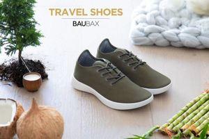 上線一週集資近 2 千萬台幣!讓 BauBax 旅行鞋給你乾爽透氣的輕生活