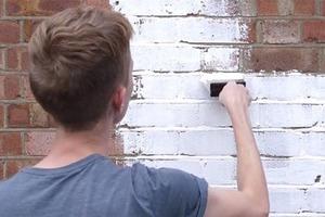 Thumb paint drying 3505668b