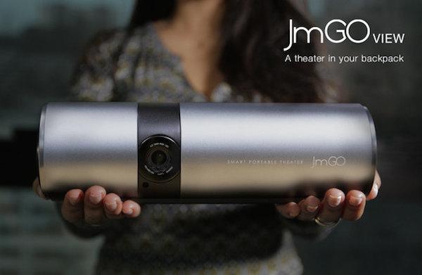 Jmgo view projector 1