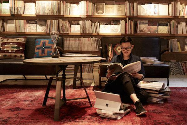 用老派生活,將零感變靈感–專訪設計師王艾莉