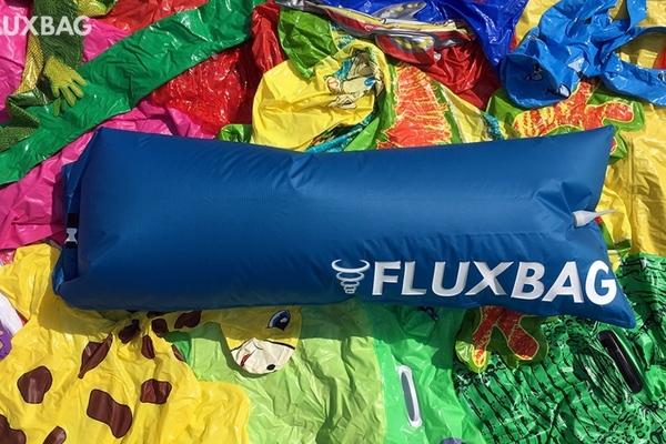 戲水充氣好簡單!FLUXBAG 輕鬆充氣袋